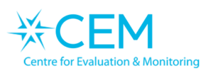 CEM: Centre of Evaluation and Monitoring logo